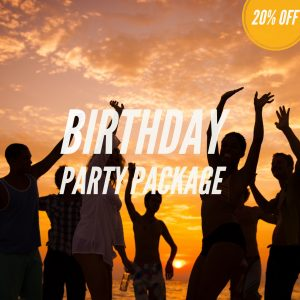 Prestige Birthday Package